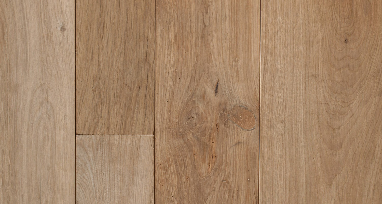 Reclaimed Engineered Beam Oak Flooring