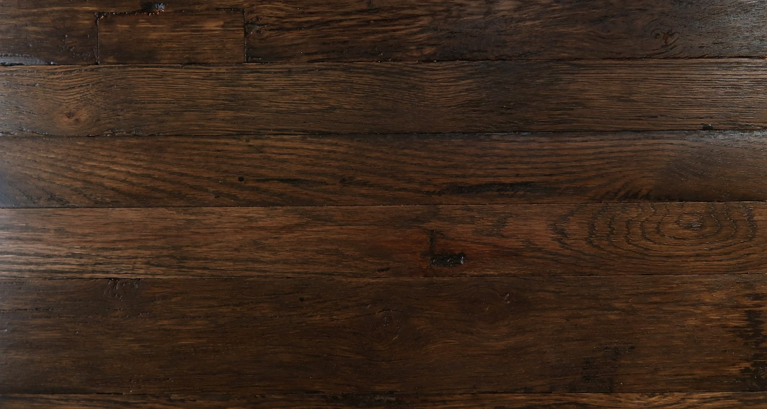 Reclaimed Engineered Handcrafted American Barn Oak – Antique Brown