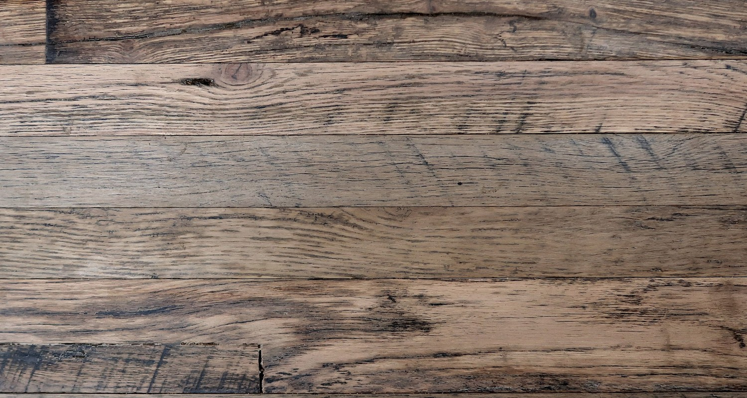 Reclaimed Engineered Handcrafted American Barn Oak Strip – Light Grey