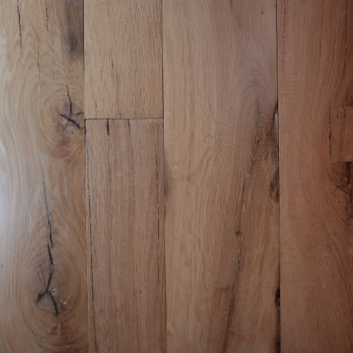 Reclaimed Engineered European Inner Beam Oak – Natural White