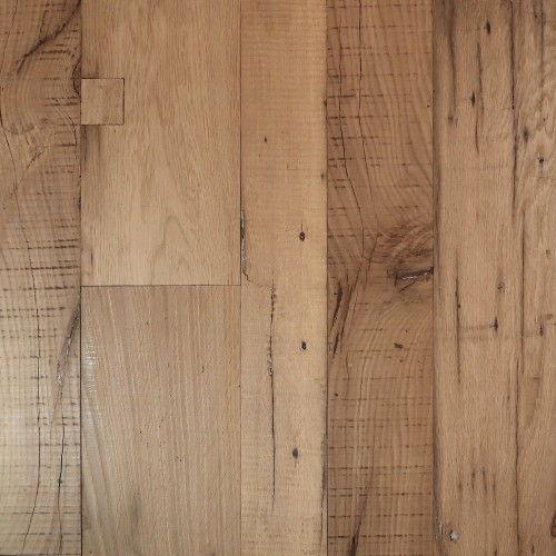 Reclaimed Engineered European Inner Beam Oak – Untouched