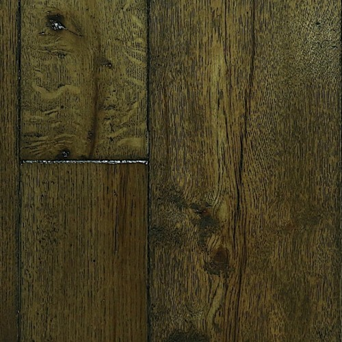 Manoir Oak: Engineered Plank – Black